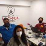 """Visita a Radio """"La Onda"""""""
